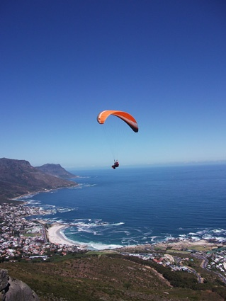 Smooth sailing, Cape Town