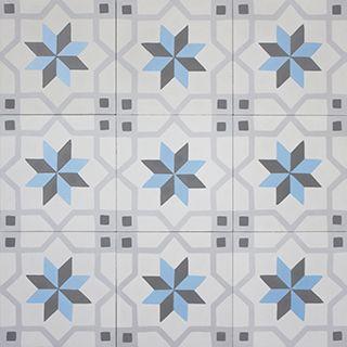 Cement tiles   Mosaic del Sur