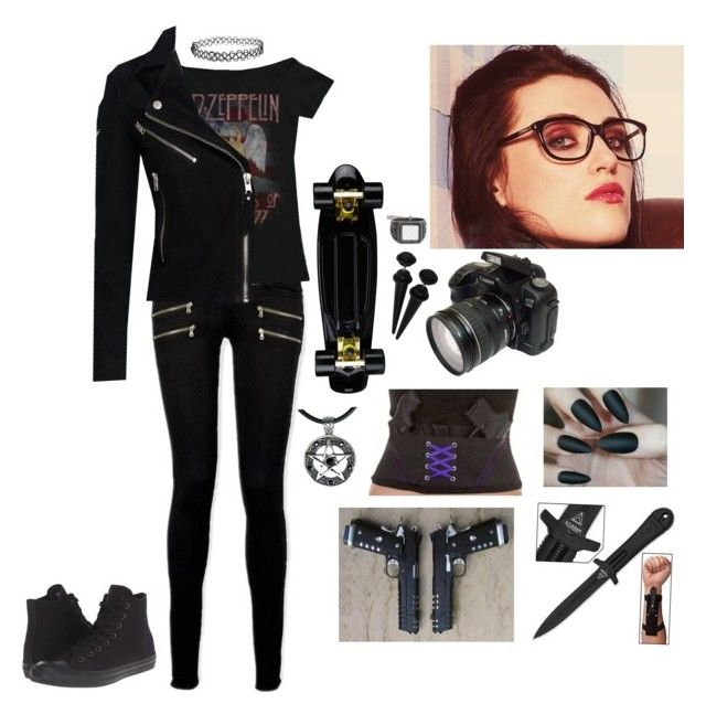 """""""I got it on camera"""" by katherine-1967 on Polyvore featuring moda, Paige Denim, Converse, Superdry, 5.11 Tactical y Beautiful People"""
