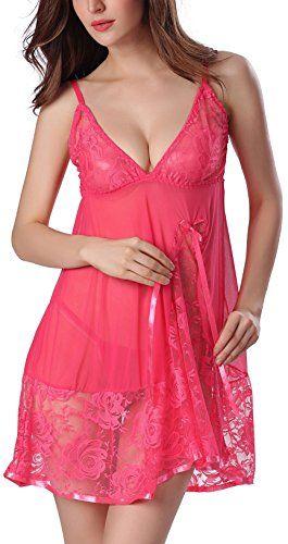hot sale Women's Sexy Babydoll Lingerie
