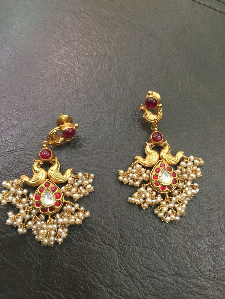 temple jewelr earrings