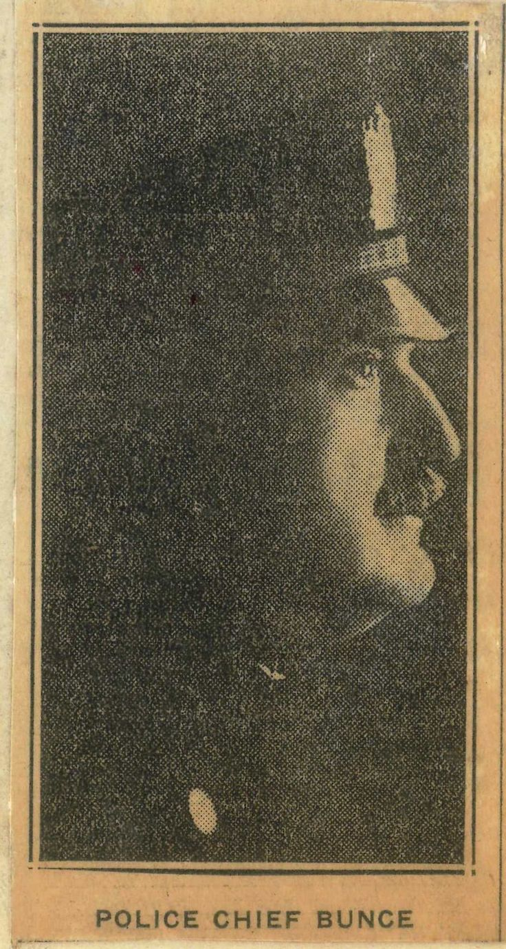 2/2/15 - Chief Bunce of Ridgefield is Superseded