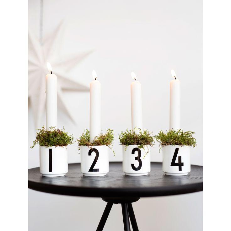 Espressomugg 1,2,3,4 från Design Letters – Köp online på Rum21.se