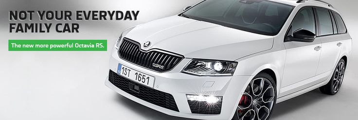 View our feature on the ŠKODA Octavia RS Wagon, with specs, video, photos, and more. #skoda #octavia #rs #octaviars