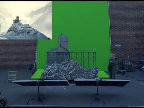 The Grand Budapest Hotel VFX Breakdown by Look Effect