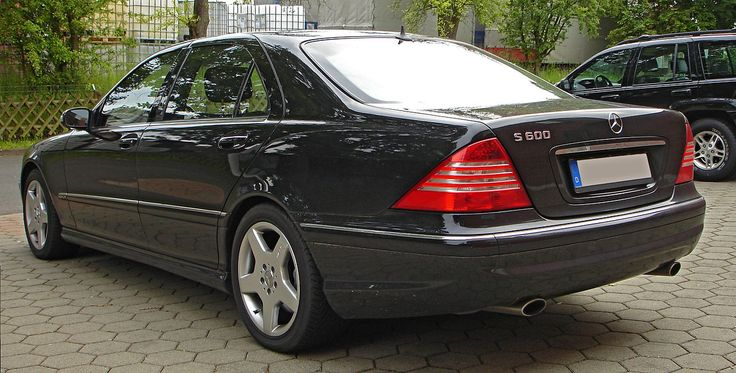 a999f08997 Mercedes S600 rear – Mercedes-Benz S-Class – Wikipedia
