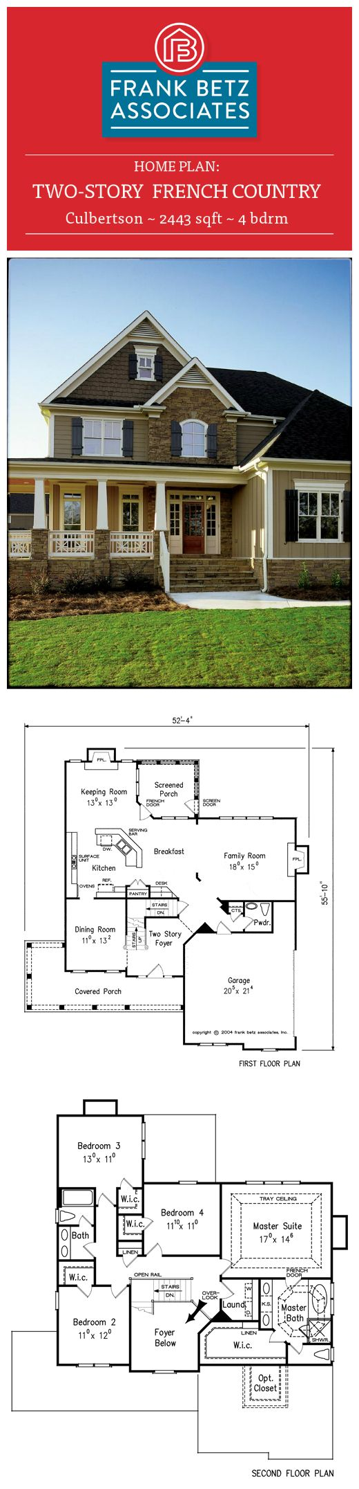 Best  Country House Plans Ideas On Pinterest - Country homes designs floor plans