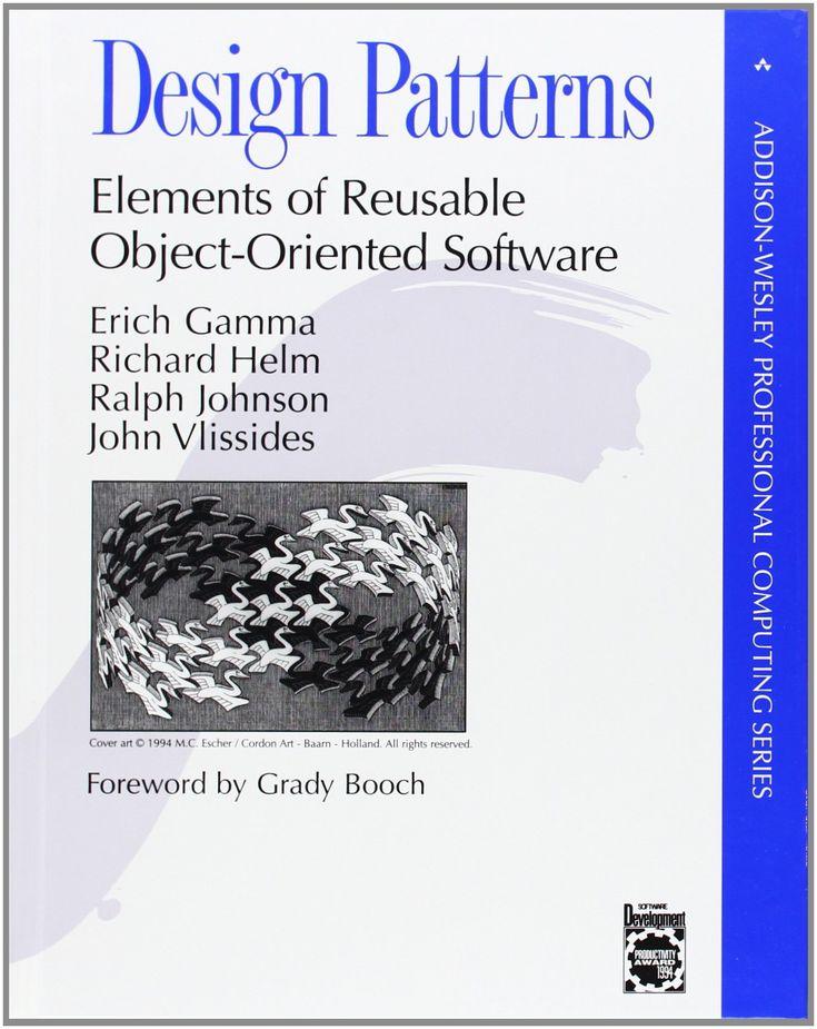 Design Patterns Elements Of Reu Ebook Design Pattern Design Book Design