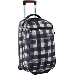 perfect carry-on with cram zone. easy to ID in baggage claim