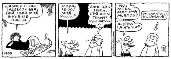 Viivi ja Wagner - Helsingin Sanomat
