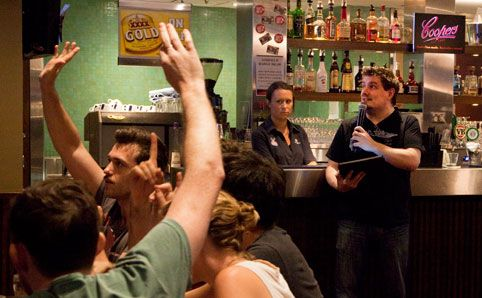 Sydney's best pub trivia nights - Bars & Pubs - Time Out Sydney    We can exploit any competitiveness and maybe even win some cash
