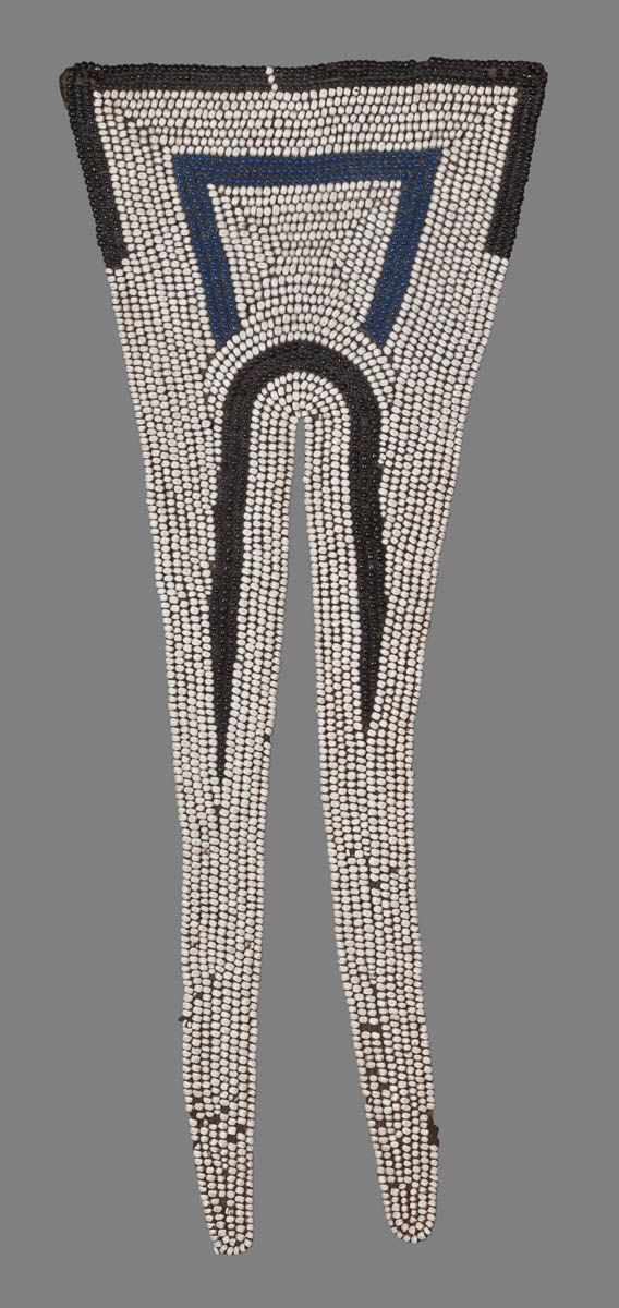 Xhosa Beaded Apron Private Collection Netherlands