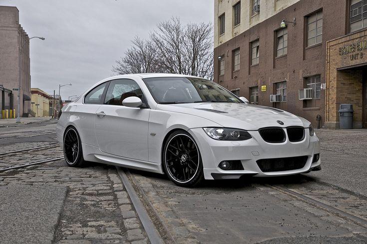 BMW 335xi M-Sport body kit