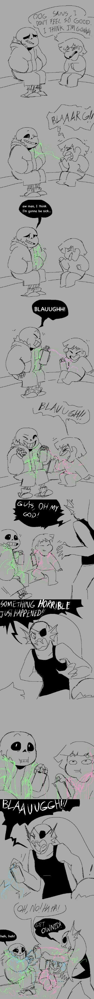 Undertale×Gravity falls