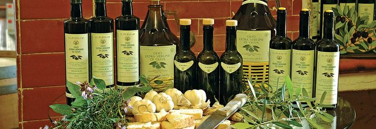 We grow the following varieties: around 75% Frantoio, around 10% Leccino, and the rest Moraiolo. The oil produced from the daily milling of the olives picked by hand in the months of October and November... #extraviriginoliveoil #TuscanOilveOil #Italianfood