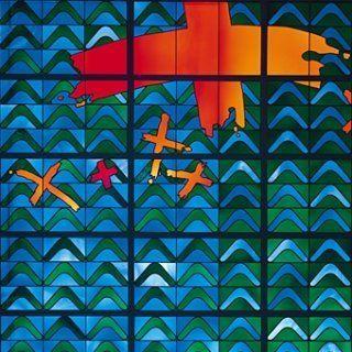 Work | Brian Clarke, architectural artist, stained glass ...