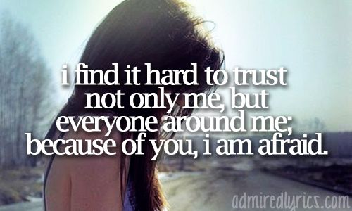 Because of You - Kelly Clarkson - song lyrics, song quotes, songs, music lyrics, music quotes, so much truth
