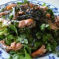 サウスビーチダイエット♪焼塩鮭のサラダ by Amelie Y