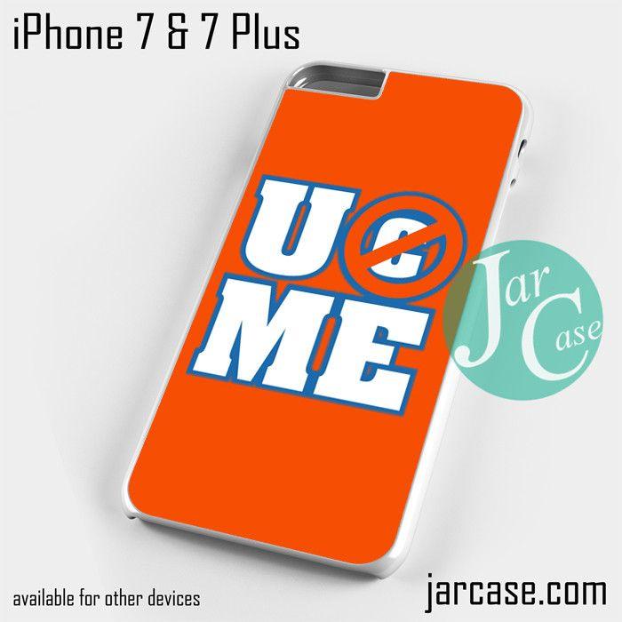 John Cena U C Me Phone case for iPhone 7 and 7 Plus