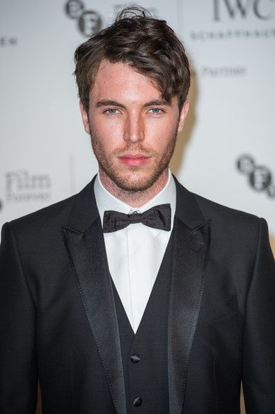 Tom Hughes Photos Photos - Tom Hughes attends the IWC Gala dinner in honour of the BFI at Battersea Evolution on October 7, 2014 in London, England. - IWC Gala Dinner
