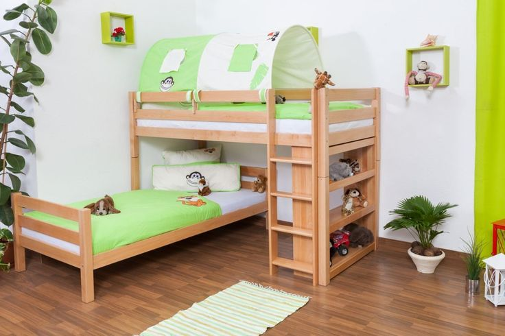 25 Best Ideas About L Shaped Bunk Beds On Pinterest L