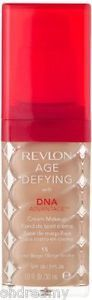 Revlon Age Defying Foundation With Dna Advantage, 1 Fluid Ounce (Unsealed)