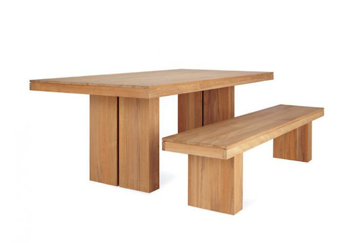 Kayu Teak Table From Design Within Reach Remodelista