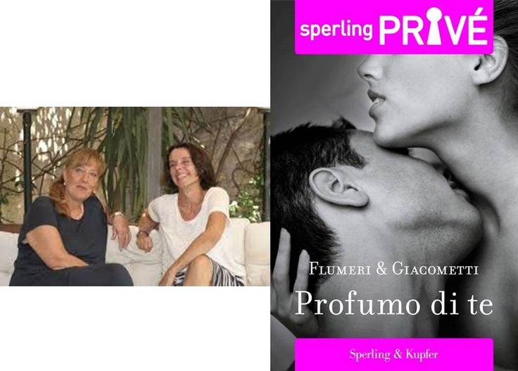 Profumo di te, il nuovo romance di Flumeri & Giacometti