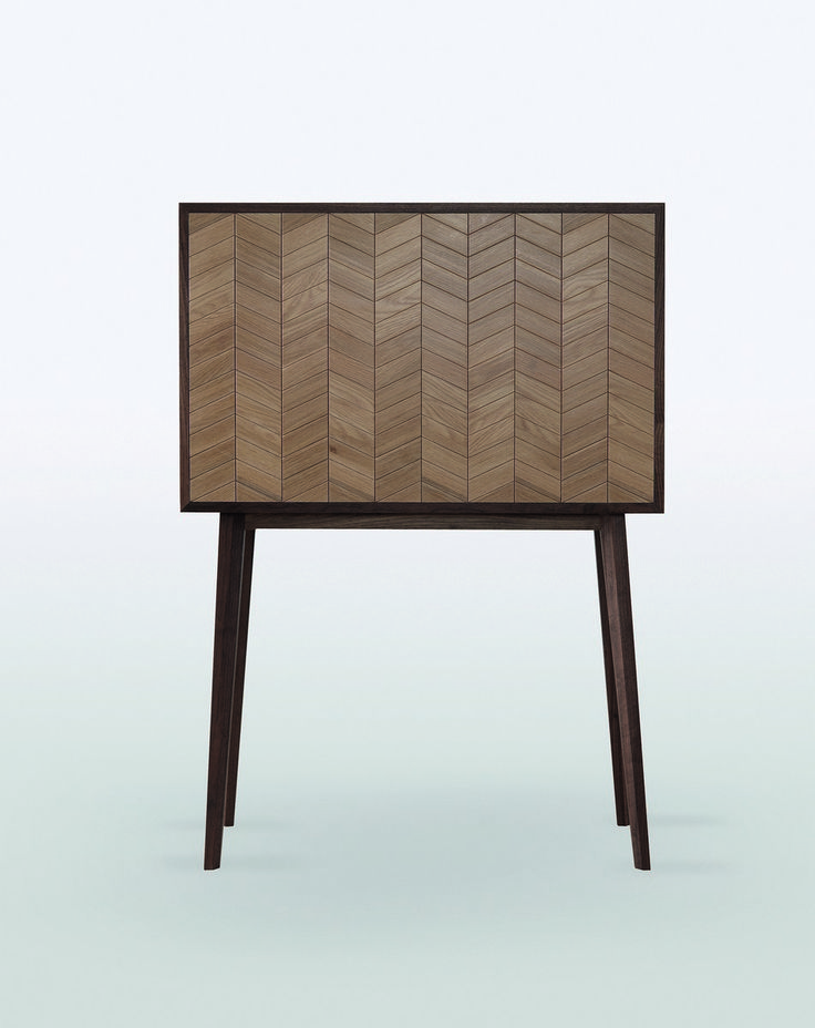 Irresistible Vintage Sideboard Adapted to Modern Storage Needs - http://freshome.com/2014/12/05/irresistible-vintage-sideboard-adapted-to-modern-storage-needs/