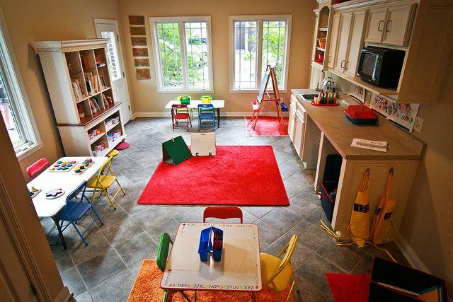 Indoor Classroom Studio 10m