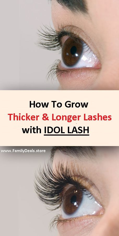 3cadf878f77 How to Grow Thicker and Longer Eye Lashes with Idol Lash Serum - Family  Deals - #deals #EYE #Family #grow #Idol #Lash #Lashes #Longer #Serum # Thicker