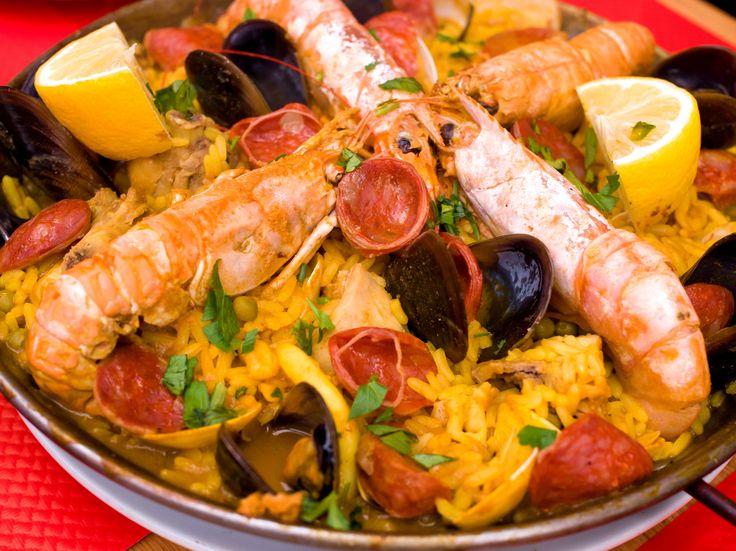 Paella - Espanha