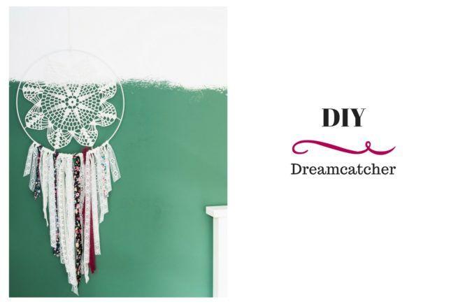 Łapacz snów / Dreamcatcher DIY   Ciasne, ale własne! Blog o wnętrzach