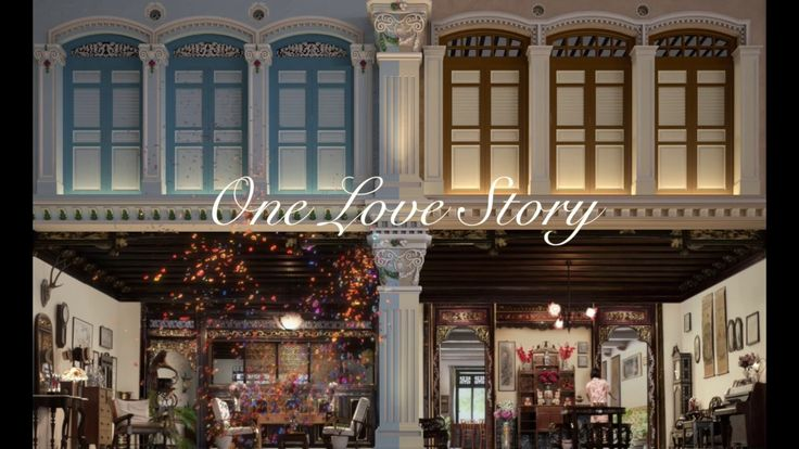 """Changi T4: Peranakan Love Story"", ""Two families, one love story"", #ChangiAirport, #SIN, #WSSS, #ChangiT4, #Peranakan, #BungaSayang, #RichardLeePengBoon, #DickLee"