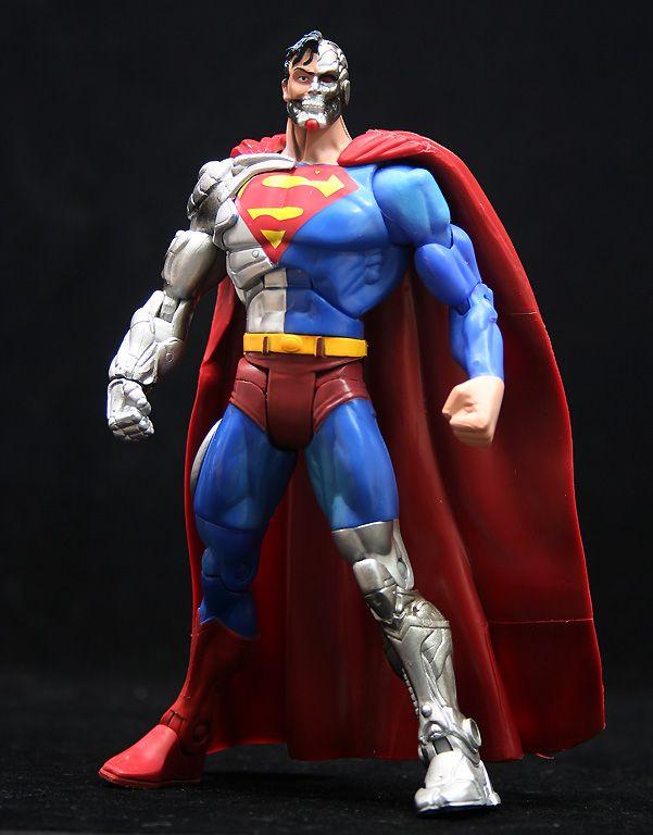 68 best images about cyborg superman on pinterest dc - Marvellegends net dcuc ...