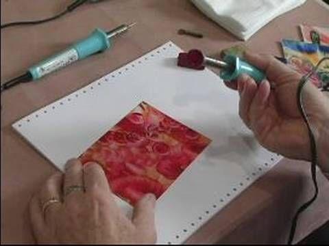 Advanced Encaustic Wax Painting : Encaustic Wax Painting Stylus Work