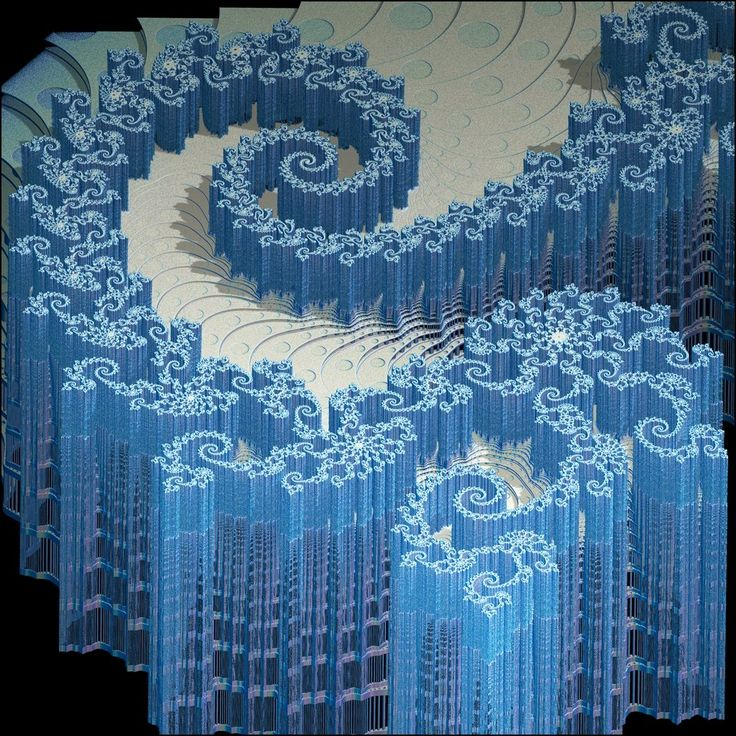 The Hidden Mandelbrot II
