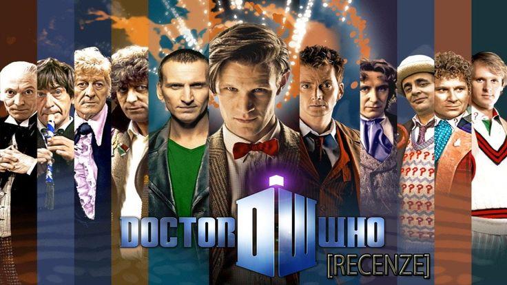 Doctor Who - celý seriál (3. Recenze 2014)