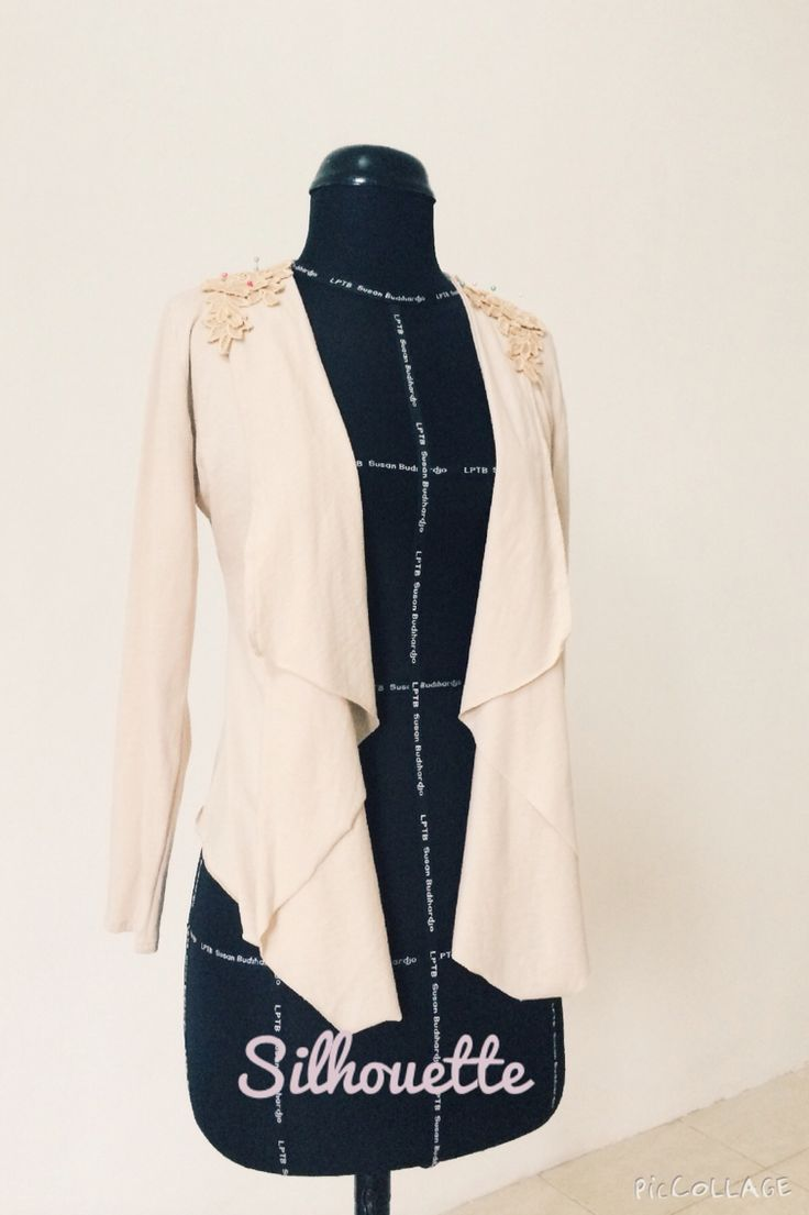 New cardigan by silhouette