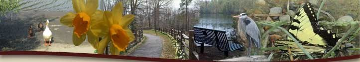 Great City Walks - a link to PDF document with walks, paths, and trails in Williamsburg, VA