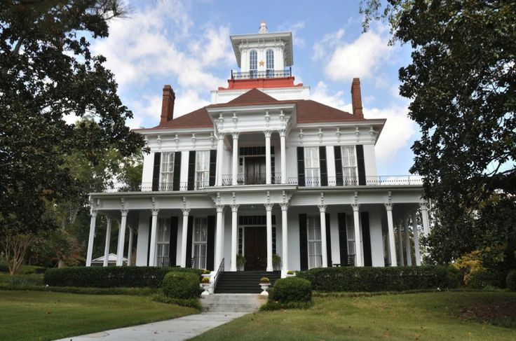 17 best images about eufaula prettiest little town in for Home builders in south alabama