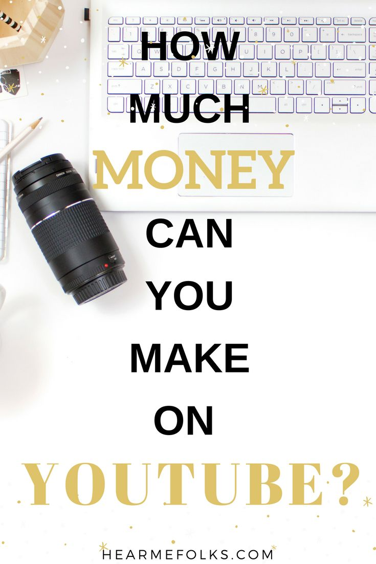 Want to know how much you can make on YouTube? I know you're intrigued to know this stuff right now. Get it here! http://hearmefolks.com/calculate-youtube-money-from-views/