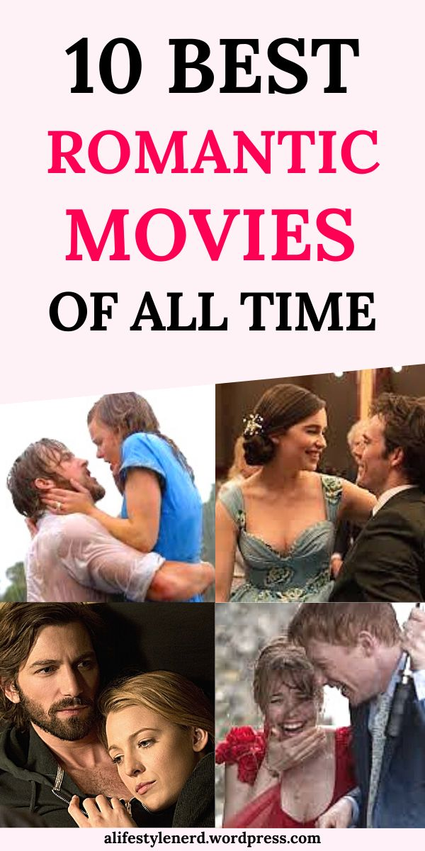 Top 10 Romantic Movies of all Time in 2020 | Best romantic