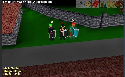 Runescape Classic Fun This Weekend!