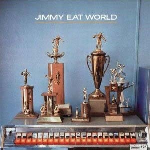 Jimmy Eat World - Bleed American fav tracks: if you dont, dont; get it faster; a praise chorus; sweetness