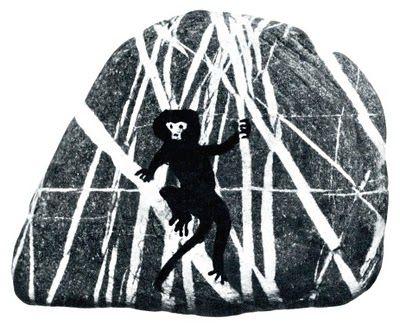 Draw on Stones- Bruno Munari