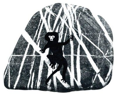 Draw on Stones- Bruno Munari
