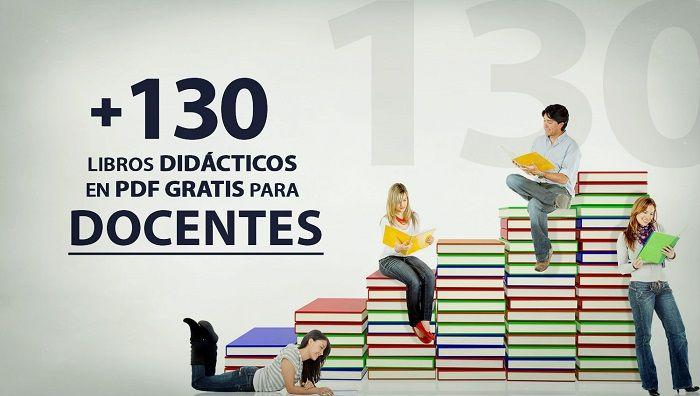 ¡Atención maestros! Hemos preparado una colección invaluable de más de 130 libros didácticos en formato digital para docentes. ¿Te lo vas a perder?