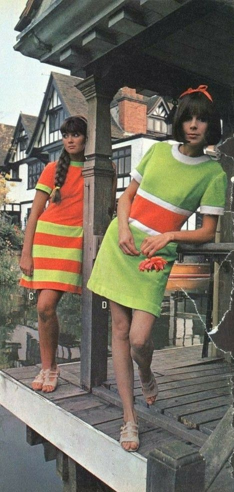 Dresses by Mary Quant