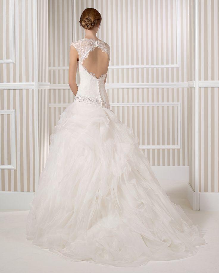 1 8S166 LISETTE - Vestido de Novia - Luna Novias